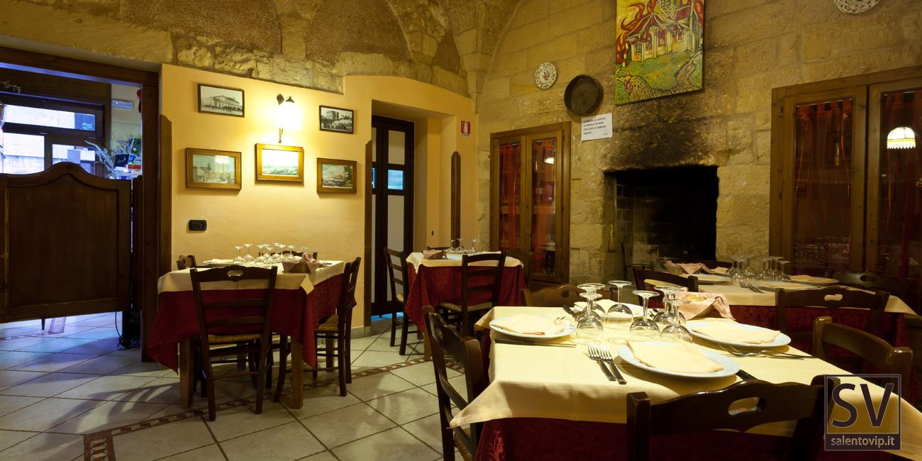 La Vecchia Osteria – salentovip.it